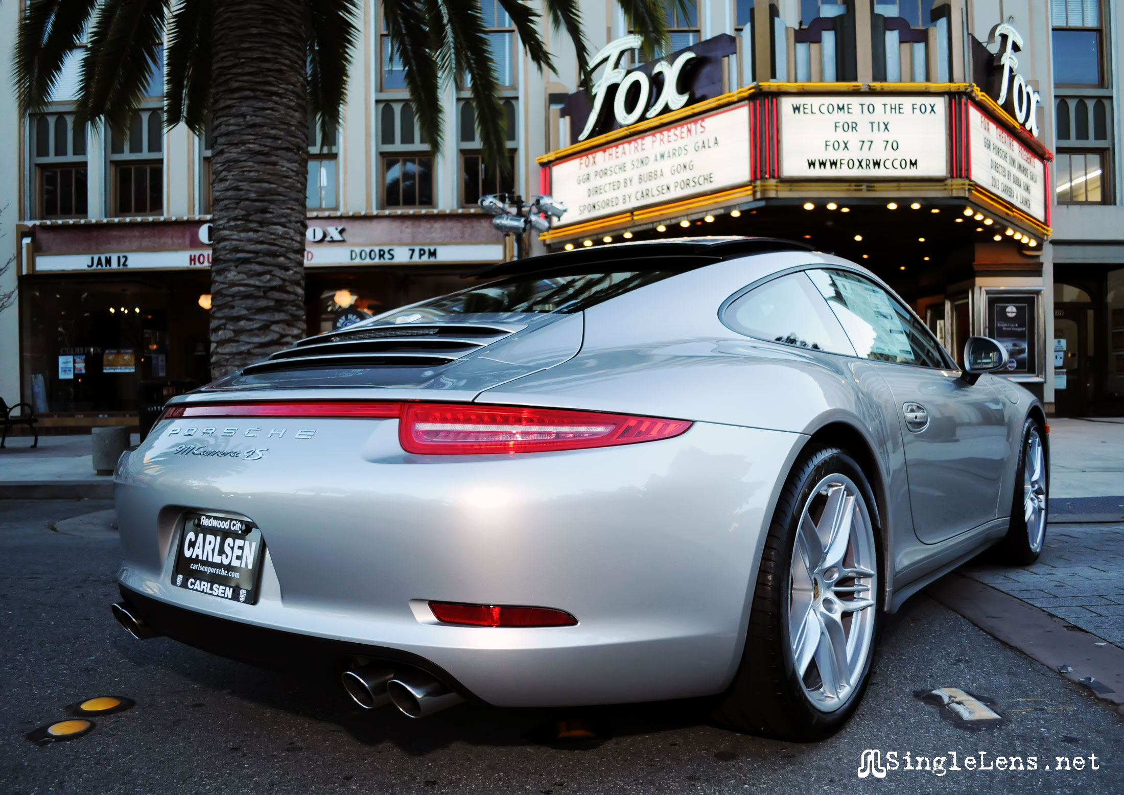 Porsche-at-Fox-Theatre